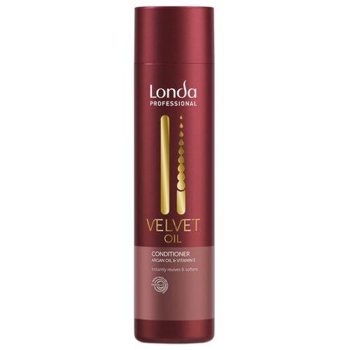 Londa Professional кондиционер Velvet Oil, 250 мл londa professional velvet oil conditioner argan oil and vitamin e