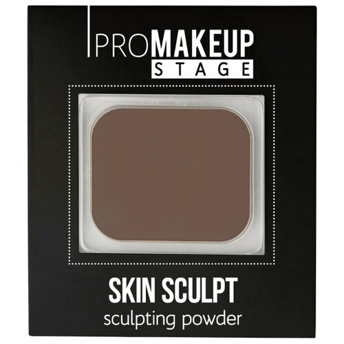 ProMAKEUP Laboratory Stage skin sculpt компактная скульптурирующая пудра 204 3ina пудра компактная 204