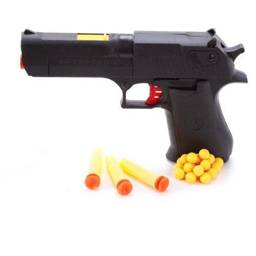 Игрушка Пистолет Shantou Gepai (M7317) пистолет shantou gepai call of