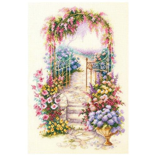 Чудесная Игла Набор для вышивания Садовая калитка 23 х 34 см (110-001), Наборы для вышивания  - купить со скидкой