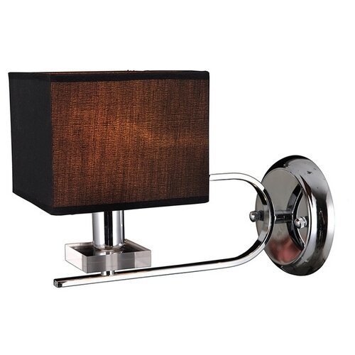 Настенный светильник Natali Kovaltseva 75007/1W Chrome, 40 Вт бра natali kovaltseva 11461 1w french