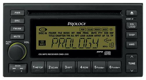 Автомагнитола Prology CMD-220