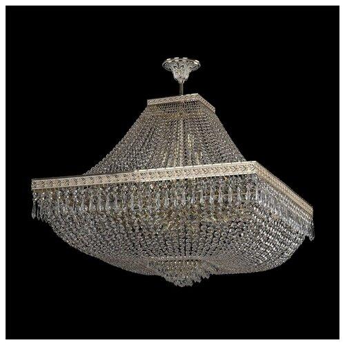 Люстра Bohemia Ivele Crystal 19272/H1/80IV GW, E14, 880 Вт люстра bohemia ivele crystal 1771 12 340a gw
