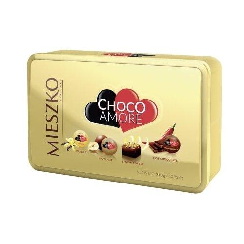 Набор конфет Mieszko Choco Amore 300 г набор конфет mieszko cherrissimo classic 285 г