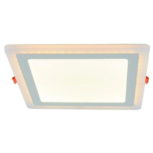 Встраиваемый светильник Arte Lamp A7524PL-2WH спот arte lamp cinema a3092ap 2wh