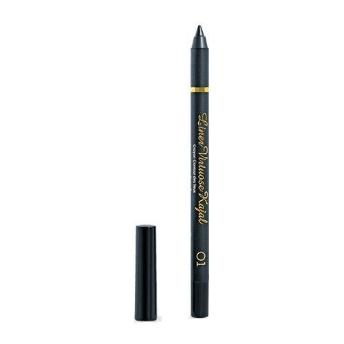 Vivienne Sabo Гелевый карандаш-кайал Liner Virtuose Kajal, оттенок 01 черный shik карандаш для глаз kajal liner оттенок 04 twinkle