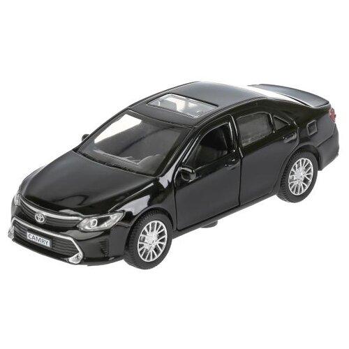 Купить Легковой автомобиль ТЕХНОПАРК Toyota Camry 12 см черный, Машинки и техника