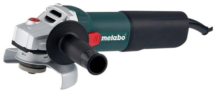 УШМ Metabo WEQ 1400-125, 1400 Вт, 125 мм