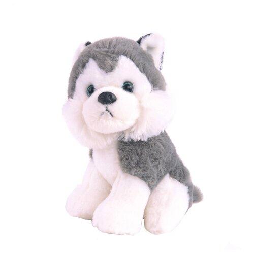 Мягкая игрушка Button Blue Собачка Хаски 20 см