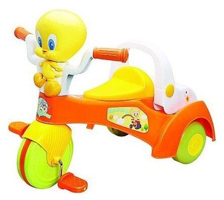 Трехколесный велосипед Happy Well Looney Tunes 06580