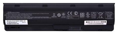 Аккумулятор HP MU06