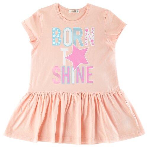 Платье Roxy Foxy размер 128, светло-розовый