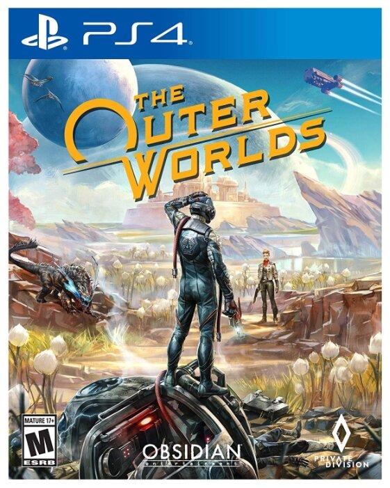 Игра для PlayStation 4 The Outer Worlds, русские субтитры фото 1