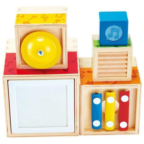 Hape набор инструментов E0336 разноцветный