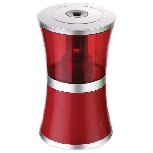 Купить BRAUBERG Точилка Office style 223568 красный, Точилки