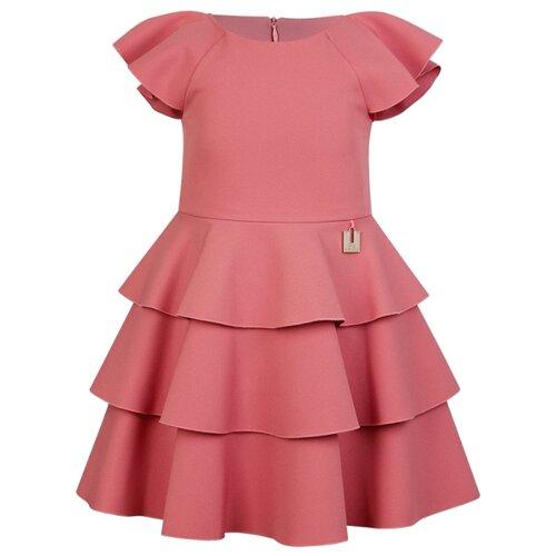 Платье Elisabetta Franchi размер 128, розовый платье elisabetta franchi elisabetta franchi el037ewbqar8