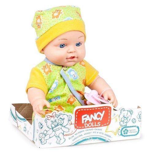 Пупс Fancy Dolls в зеленом, 30 см, PU05