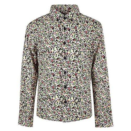 Рубашка Antony Morato размер 140, разноцветный рубашка antony morato mmsl00401 fa430296 7051