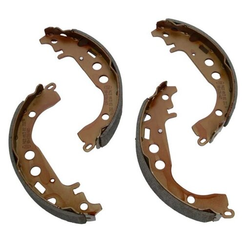 Барабанные тормозные колодки задние TRW GS8673 для Geely, Toyota (4 шт.) фото