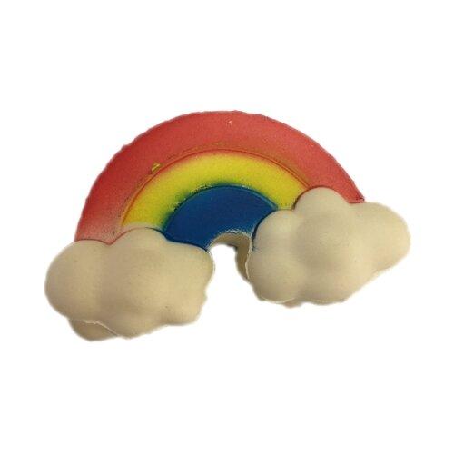 Игрушка-мялка 1 TOY Радуга Т14688 красный/желтый/синий