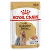 Корм для собак Royal Canin Йоркширский терьер для здоровья кожи и шерсти 24шт. х 85г