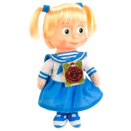 Купить Интерактивная кукла Мульти-Пульти Маша-морячка, в пакете, 29 см, V92482/30A, Куклы и пупсы