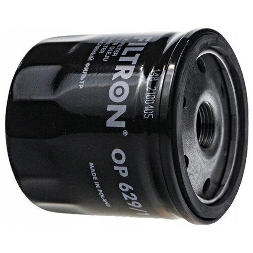 Масляный фильтр FILTRON OP 629/1 масляный фильтр filtron op 629