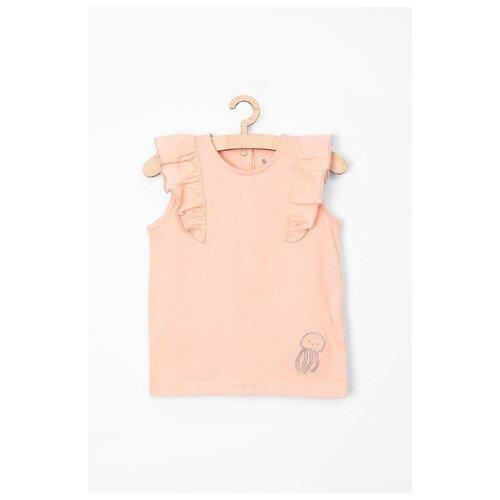 Купить Майка 5.10.15 размер 62, розовый, Футболки и рубашки