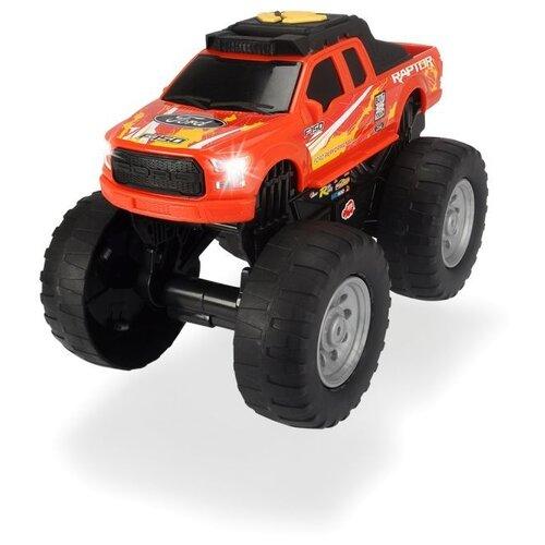 Купить Машинка Рейсинговый монстр-трак Ford Raptor , 25, 5 см (красный), Dickie Toys, Машинки и техника
