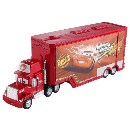 Набор машин Mattel Cars Mack Hauler (FTT93) 42 см красный