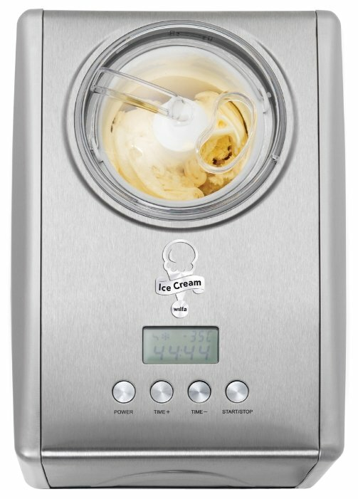 Мороженица Wilfa ICM-C15 серебристый фото 1
