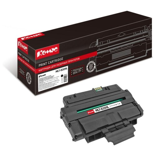 Фото - Картридж лазерный Комус MLT-D209L черный, для SamsungSCX-4824FN/4828 картридж лазерный комус 49a q5949а черный для нр1160 1320 3390 3392