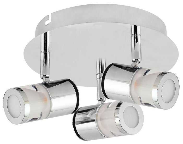 Люстра светодиодная HOROZ ELECTRIC 036-006-0001, LED, 15 Вт