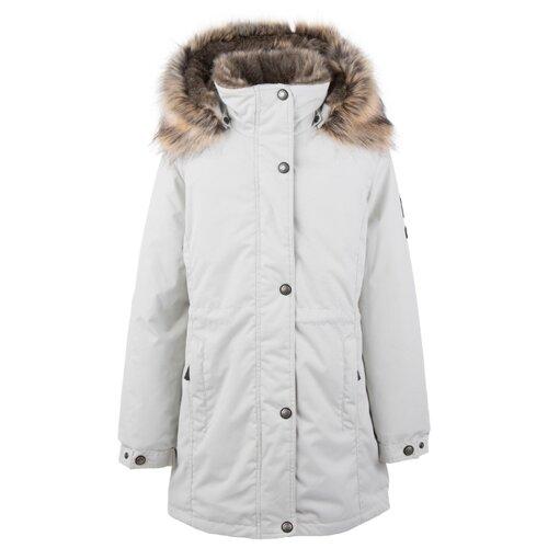 Купить Парка KERRY Edna K20671 размер 134, 00101 молочный, Куртки и пуховики