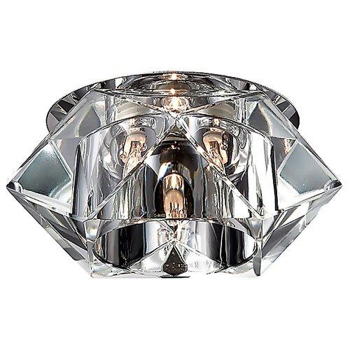 Встраиваемый светильник Novotech Crystals 369300 цена 2017