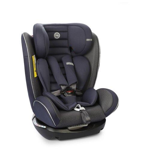 Фото - Автокресло группа 0/1/2/3 (до 36 кг) Happy Baby Spector, navy blue автокресло группа 0 1 до 18 кг stm galaxy pro navy