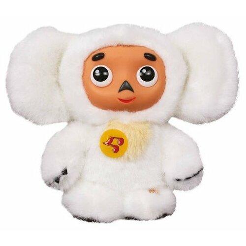 Мягкая игрушка Мульти-Пульти Чебурашка белый 14 см