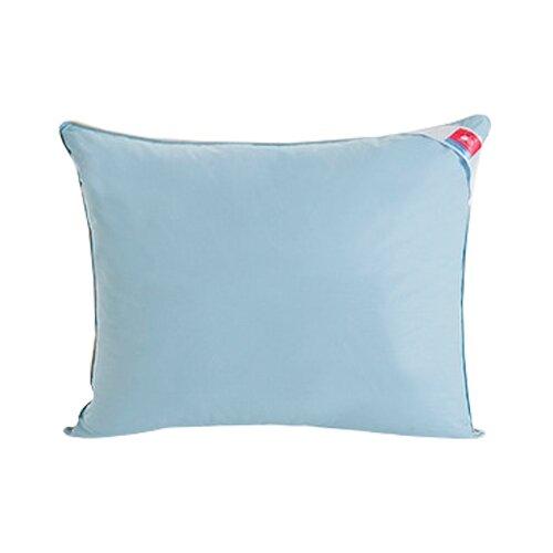 Подушка Легкие сны Камелия 50 х 68 см голубой
