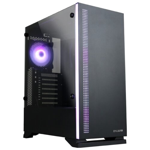 Компьютерный корпус Zalman S5 Black