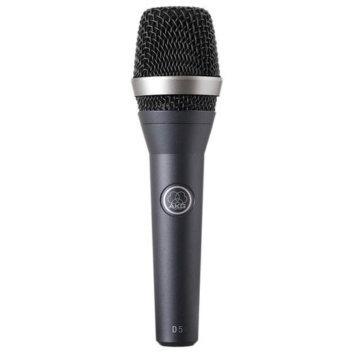 AKG D5 микрофон сценический вокальный динамический суперкардиоид