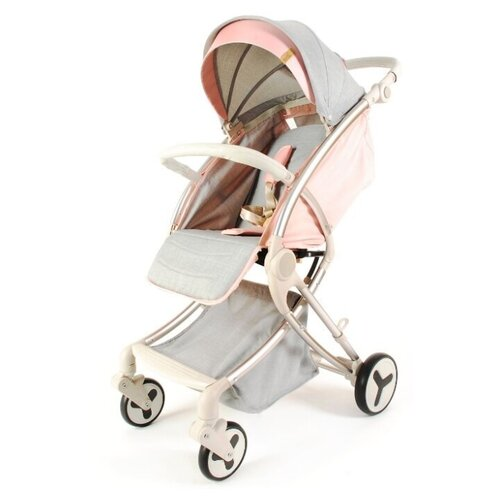 Прогулочная коляска Farfello Summer A1 C2 PINK купальник pink summer pink summer pi030ewfuau8
