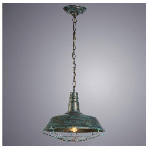 Светильник Arte Lamp Ferrico A9183SP-1BG, E27, 60 Вт подвесной светильник ferrico a9183sp 1bg