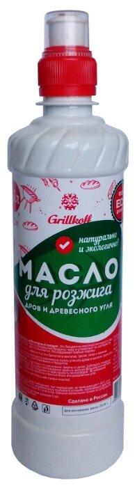 Grillkoff Масло для розжига, 0.5 л