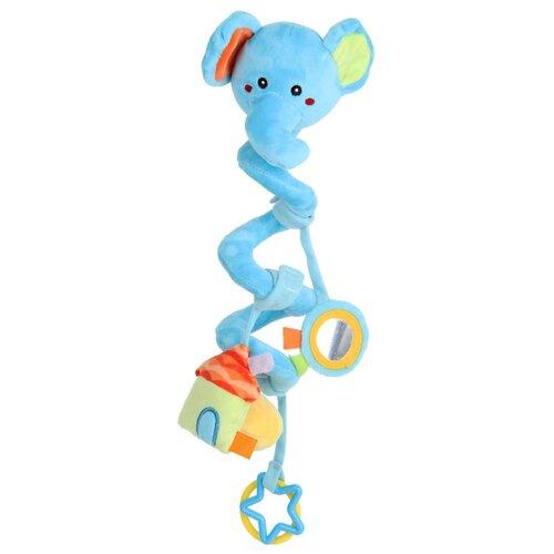 Купить Подвесная игрушка Ути-Пути Слоник (72421) голубой, Подвески