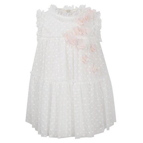 Платье Aletta размер 86, кремовый