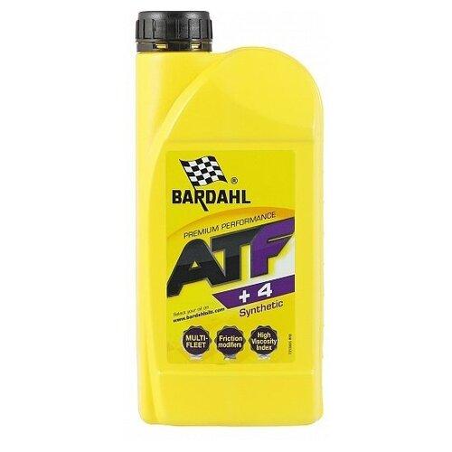 Трансмиссионное масло Bardahl ATF +4 1 л