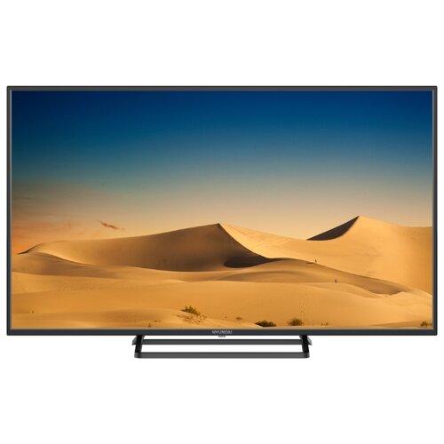 "Телевизор Hyundai H-LED43FT3001 43"" черный"