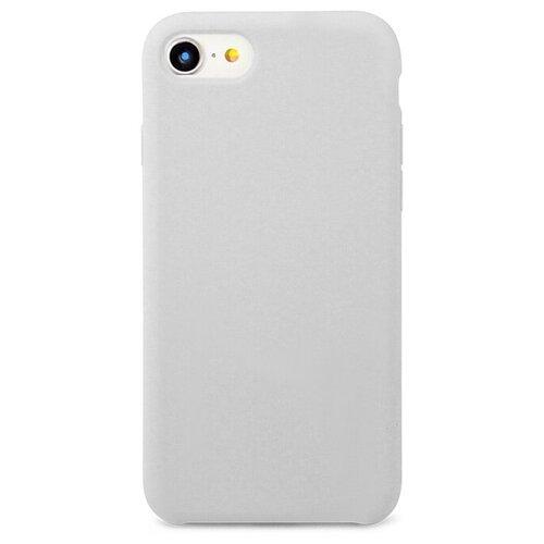 Чехол Pastila Silicone Case для Apple iPhone 7/iPhone 8 белый skinbox silicone chrome border color style 1 4people чехол для apple iphone 7 8 green
