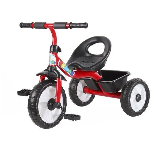 Трехколесный велосипед Чижик CR-B3-03 красный