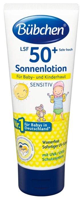 Bubchen Солнцезащитное молочко для младенцев и детей